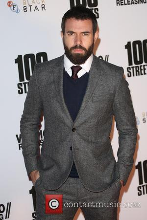 Tom Cullen at the UK premiere of 100 Streets held at the BFI Southbank, London, United Kingdom - Tuesday 8th...
