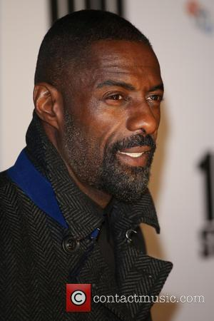 Idris Elba at the UK premiere of 100 Streets held at the BFI Southbank, London, United Kingdom - Tuesday 8th...