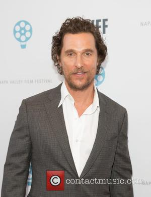 Matthew McConaughey's Weight Rocketed to 211 Pounds