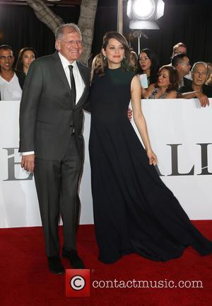 Robert Zemeckis and Marion Cotillard