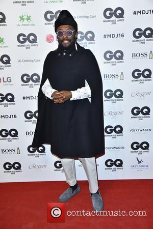 Will.i.am at the 2016 GQ Men of the year award ceremony held at Komische Oper in Mitte, Berlin, Germany -...