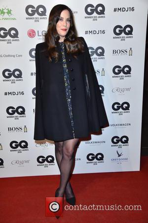 Liv Tyler at the 2016 GQ Men of the year award ceremony held at Komische Oper in Mitte, Berlin, Germany...