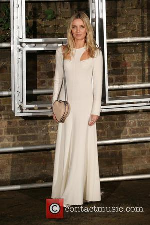 Annabelle Wallis at the showcase for Stella McCartney's 2017 menswear line held at Abbey Road Studios, London, United Kingdom -...