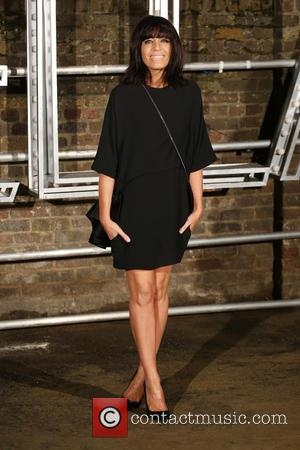 Claudia Winkleman at the showcase for Stella McCartney's 2017 menswear line held at Abbey Road Studios, London, United Kingdom -...
