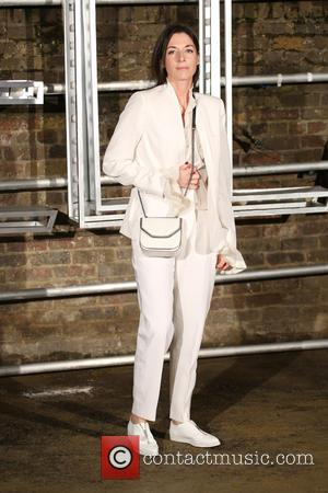 Mary McCartney - Stella McCartney menswear launch and resort 2017 showcase held at Abbey Road Studios - Arrivals at Abbey...