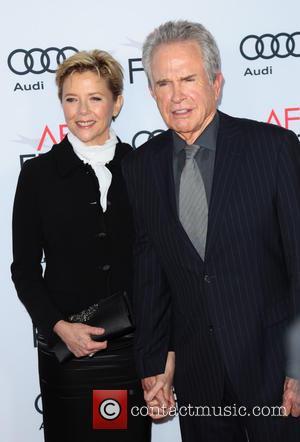 Annette Benning and Warren Beatty