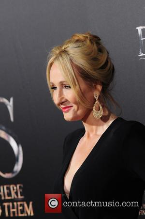 J. K. Rowling attending the World Premiere of 'Fantastic Beasts and Where To Find Them', held at Alice Tully Hall...