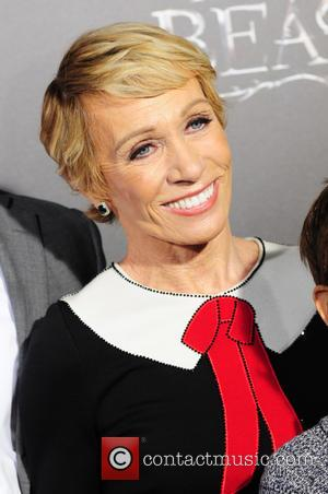 Barbara Corcoran attending the World Premiere of 'Fantastic Beasts and Where To Find Them', held at Alice Tully Hall in...