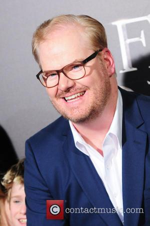 Jim Gaffigan attending the World Premiere of 'Fantastic Beasts and Where To Find Them', held at Alice Tully Hall in...