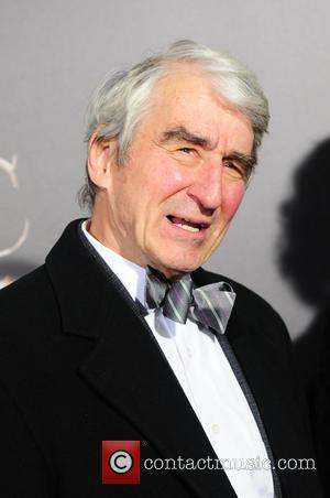 Sam Waterston attending the World Premiere of 'Fantastic Beasts and Where To Find Them', held at Alice Tully Hall in...