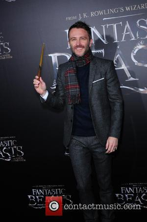 Chris Hardwick attending the World Premiere of 'Fantastic Beasts and Where To Find Them', held at Alice Tully Hall in...