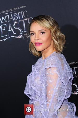 Carmen Ejogo attending the World Premiere of 'Fantastic Beasts and Where To Find Them', held at Alice Tully Hall in...