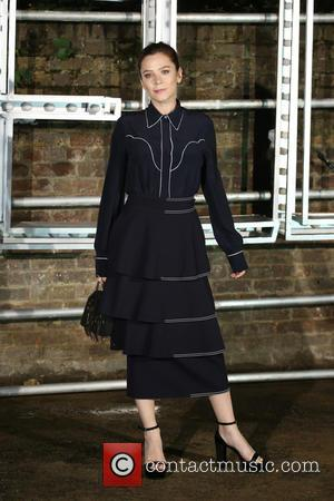 Anna Friel at the launch of Stella McCartney's 2017 menswear line held at Abbey Road Studios, London, United Kingdom -...