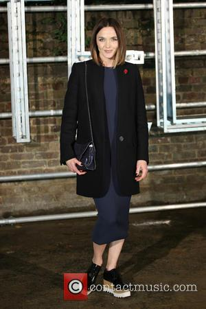 Victoria Pendleton at the launch of Stella McCartney's 2017 menswear line held at Abbey Road Studios, London, United Kingdom -...