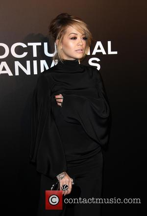 Rita Ora at a screening of Nocturnal Animals held at the Hammer Museum, Los Angeles, California, United States - Friday...