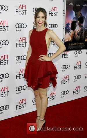 Taissa Farmiga at the AFI Festival opening night premiere of Warren Beatty's new movie Rules Don't Apply - Los Angeles,...