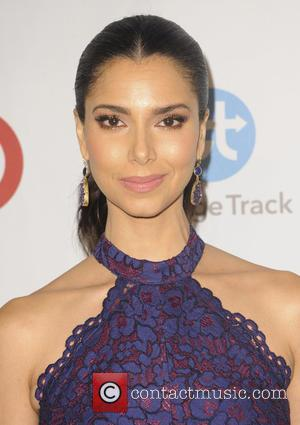 Roselyn Sanchez at the Eva Longoria Foundation Dinner - Los Angeles, California, United States - Friday 11th November 2016
