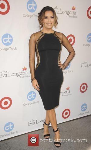 Eva Longoria Unveils New Clothing Collection