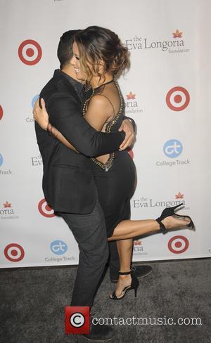 Wilmer Valderrama and Eva Longoria