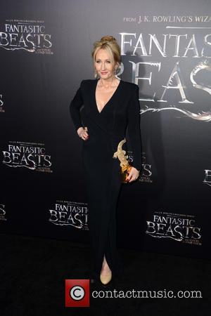 J.K. Rowling attends the World Premiere of 'Fantastic Beasts and Where To Find Them', held at Alice Tully Hall in...
