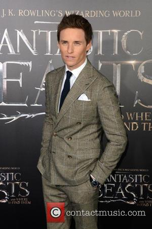 Eddie Redmayne attends the World Premiere of 'Fantastic Beasts and Where To Find Them', held at Alice Tully Hall in...