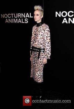 Andrea Riseborough at a screening of Nocturnal Animals held at the Hammer Museum, Los Angeles, California, United States - Friday...