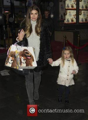 Imogen Thomas at the Secret Life Of Pets Petmier - London, United Kingdom - Saturday 12th November 2016