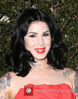 Kat Von D at Farm Sanctuary's 30th Anniversary Gala held at the Beverly Wilshire Four Seasons Hotel, Beverly Hills, California,...