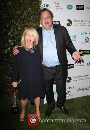 Jeff Garlin and Marla Garlin