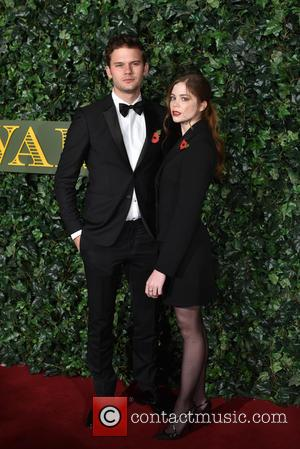 Jeremy Irvine and Guest