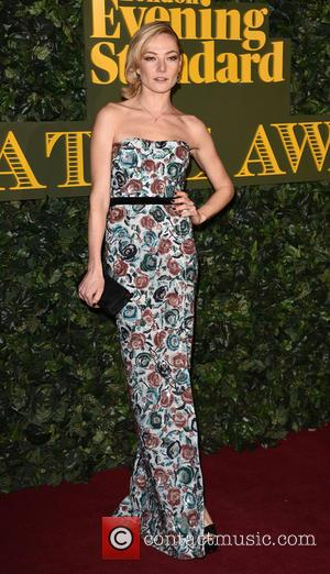 Clara Paget seen attending the 2016 London Evening Standard Theatre Awards held at the Old Vic Theatre - London, United...