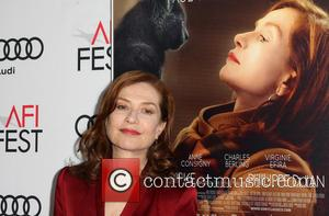 Isabelle Huppert at The Egyptian Theatre