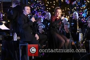 Seth Macfarlane and Rachel Platten