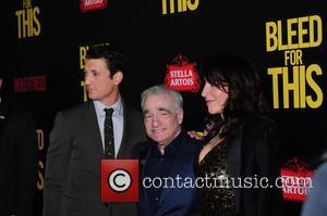 Miles Teller, Martin Scorsese and Katey Sagal