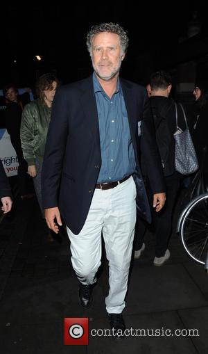 Will Ferrell seen arriving at the Chiltern Firehouse in Mayfair - London, United Kingdom - Monday 14th November 2016
