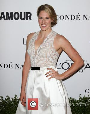 Missy Franklin at Neuehouse Hollywood