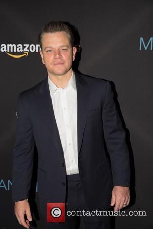 Matt Damon: 'I Didn't Take The Great Wall Role From A Chinese Actor'