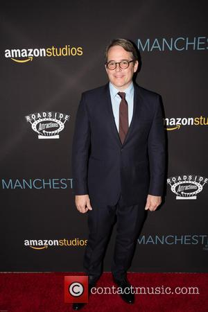 Matthew Broderick at the Premiere of 'Manchester by the Sea' held at Samuel Goldwyn Theater - Beverly Hills, California, United...