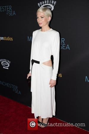 Michelle Williams at the Premiere of 'Manchester by the Sea' held at Samuel Goldwyn Theater - Beverly Hills, California, United...