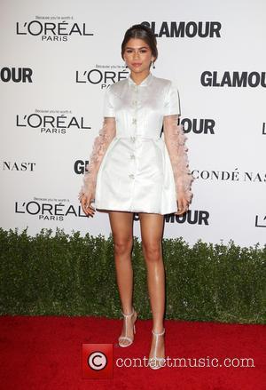 Zendaya Scoops Fashion Award For Her Shoe Line