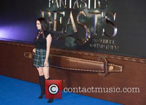 Maisie Williams seen at the UK Premiere of Fantastic Beasts And Where To Find Them held at Cineworld Leicester Square,...