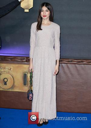 Gemma Chan seen at the UK Premiere of Fantastic Beasts And Where To Find Them held at Cineworld Leicester Square,...