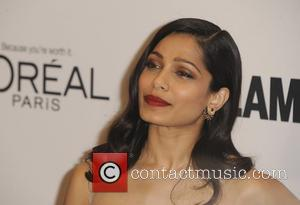 Freida Pinto at the 2016 Glamour Women of The Year Awards - Los Angeles, California, United States - Tuesday 15th...
