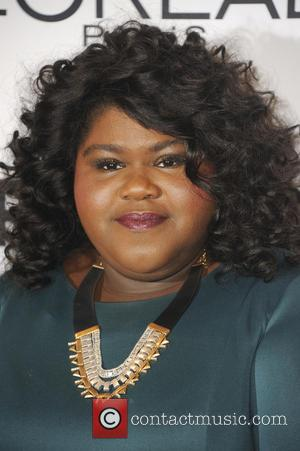 Gabourey Sidibe at the 2016 Glamour Women of The Year Awards - Los Angeles, California, United States - Tuesday 15th...