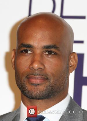Boris Kodjoe seen at the 'People's Choice Awards' Nominations Press Conference held at The Paley Center for Media, Beverly Hills,...