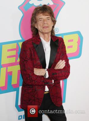 Mick Jagger Welcomes Eighth Child