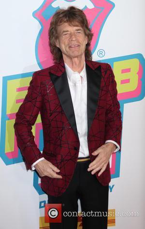 Mick Jagger's Newborn Son Makes Social Media Debut