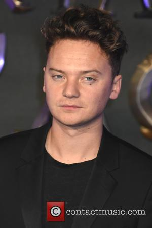 Conor Maynard at the European Premiere of 'Fantastic Beasts and Where to Find Them' held at the Odeon Leicester Square,...