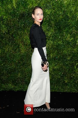 Leelee Sobieski seen at the Museum of Modern Art Film Benefit Honoring Tom Hanks held at MoMA in New York...