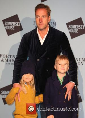 Ben Fogle and various other guests attend the opening party of Skate at Somerset House hosted by Fortnum & Mason,...